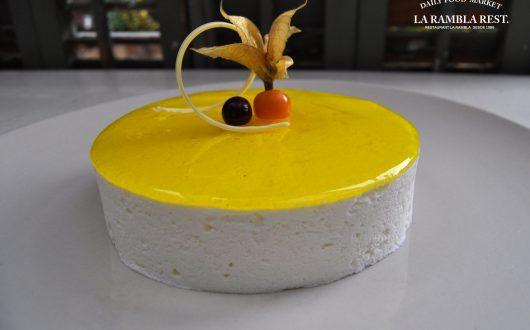 mousse_llimona_restaurantlarambla_cuinatradicionalmediterrania